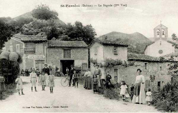 Photographie de St Ferréol Trente Pas avant les années 2000